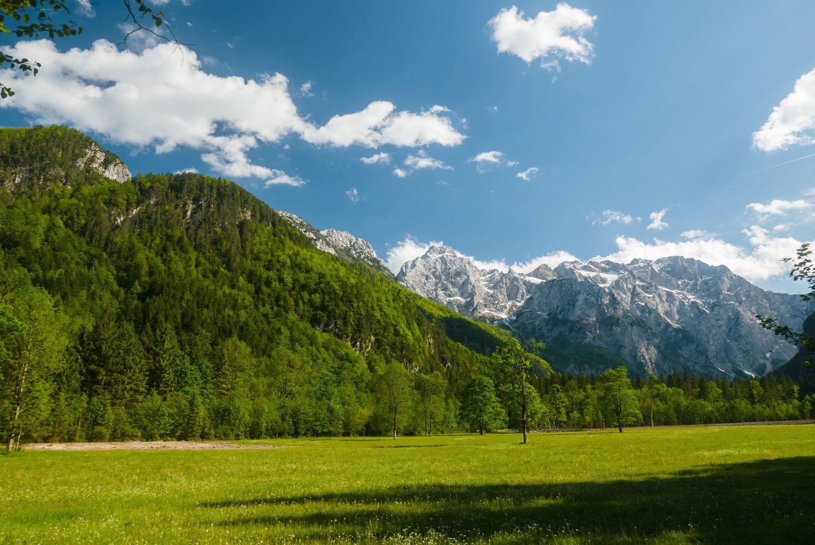 Eslovenia no es país para vagos