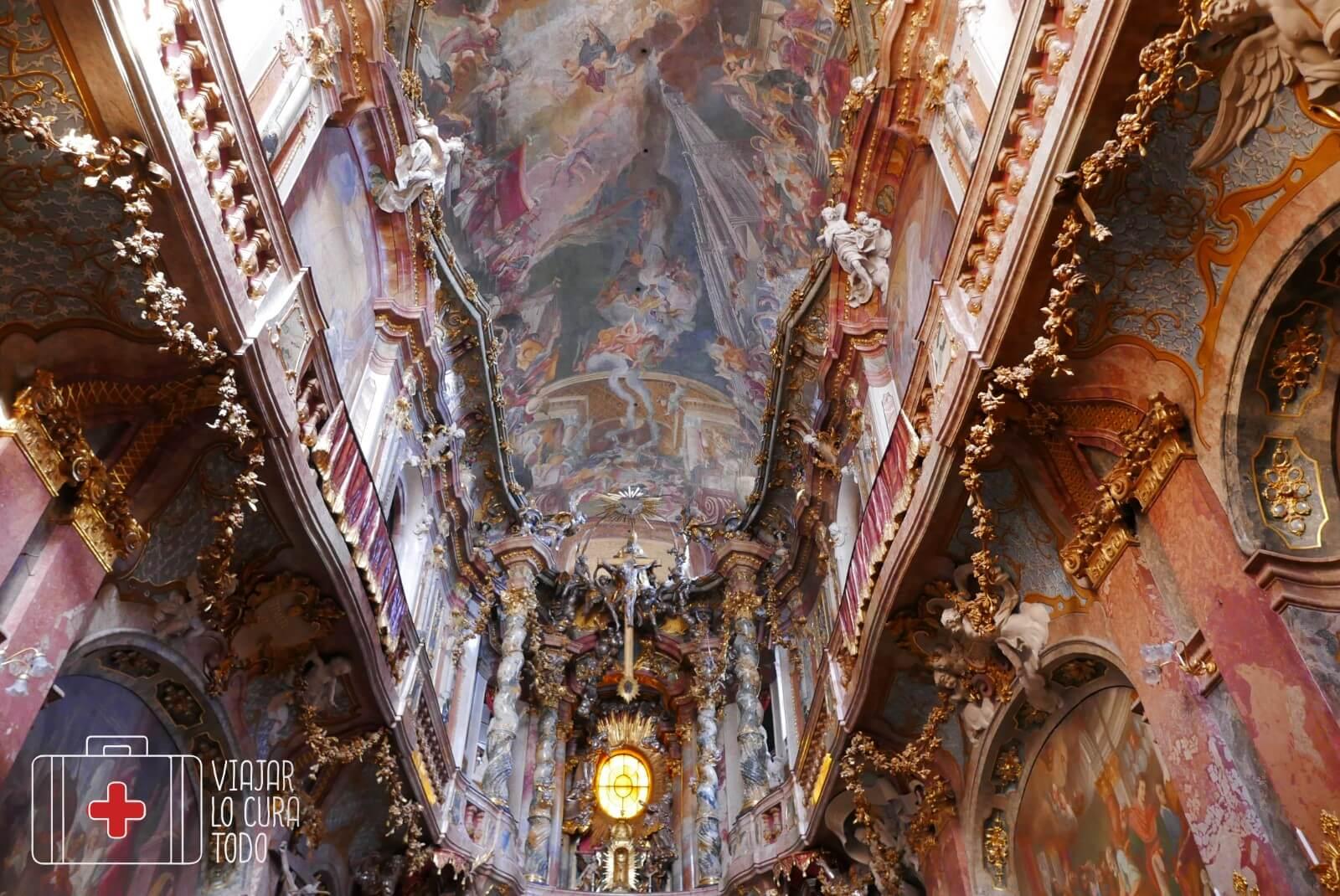 Asamkirche Munich