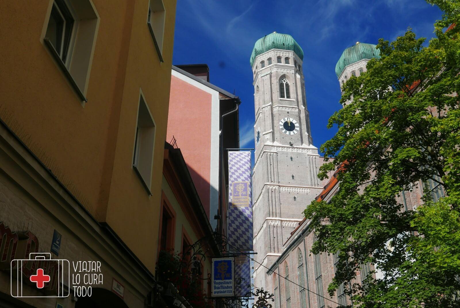 frauenkirche Múnich