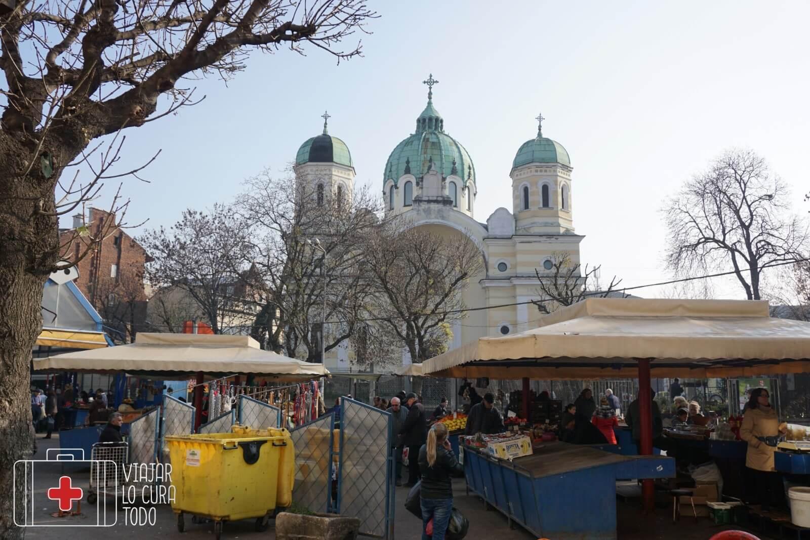 Zhenski Pazar Sofia