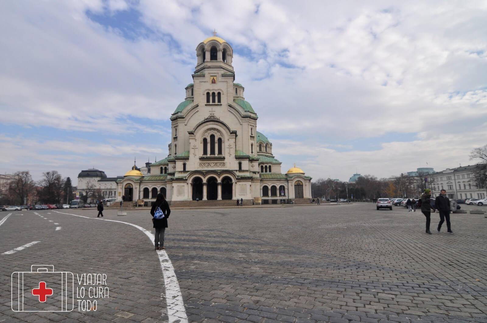 catedral aleksander nevsky sofia