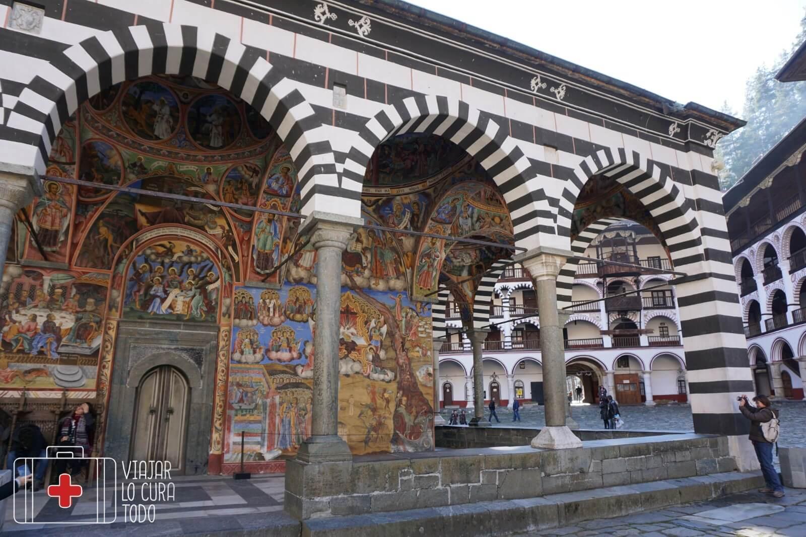 Monasterio de Rila Bulgaria