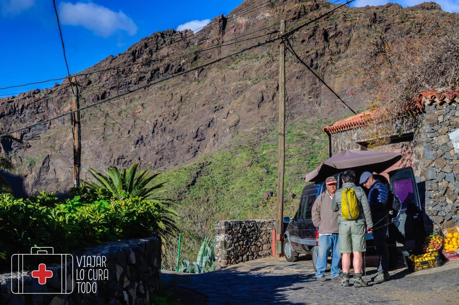 Trekking Masca Tenerife