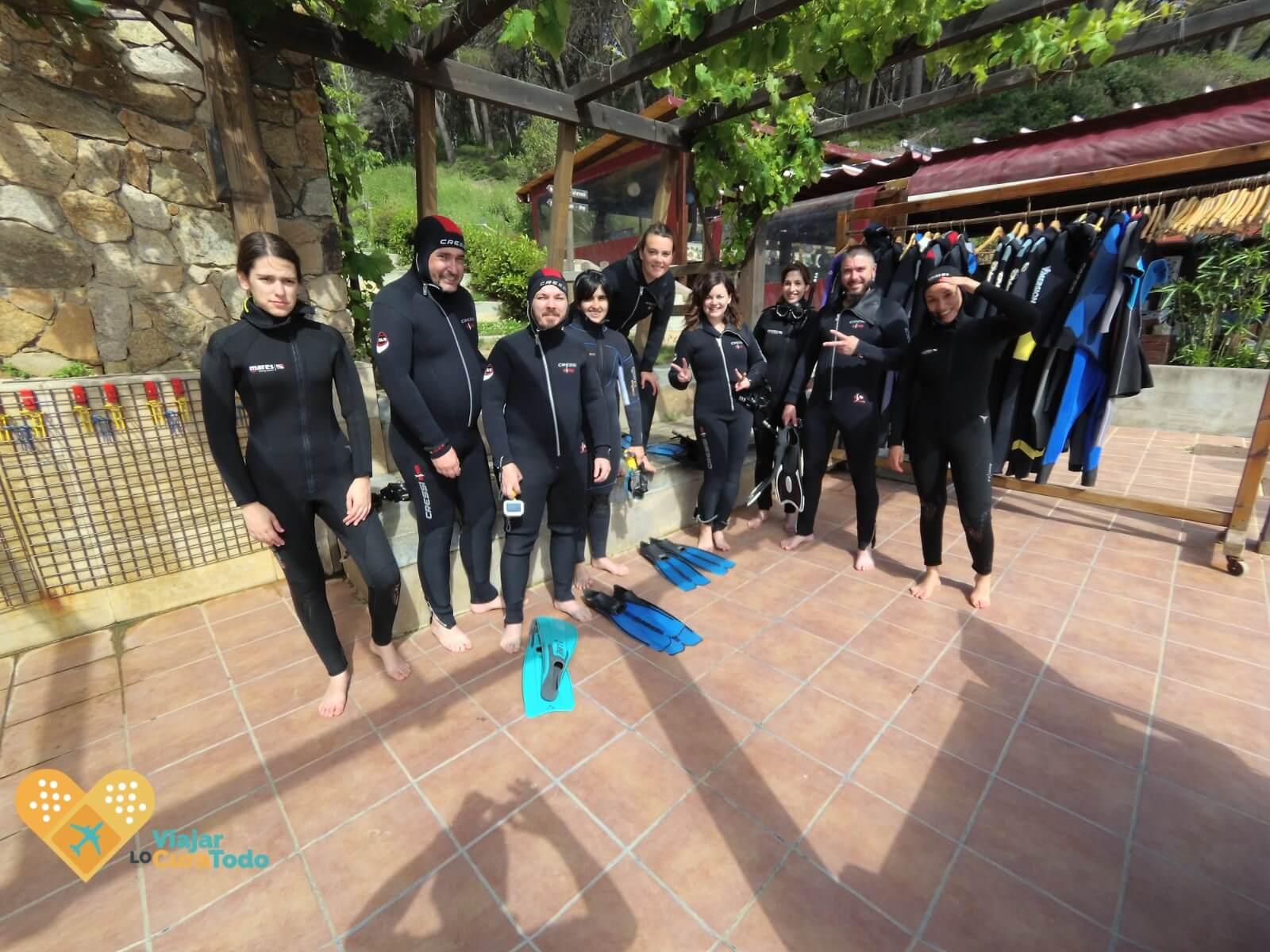 snorkel lloret de mar