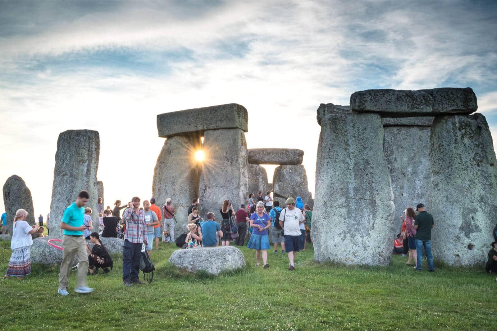 Cómo visitar Stonehenge gratis