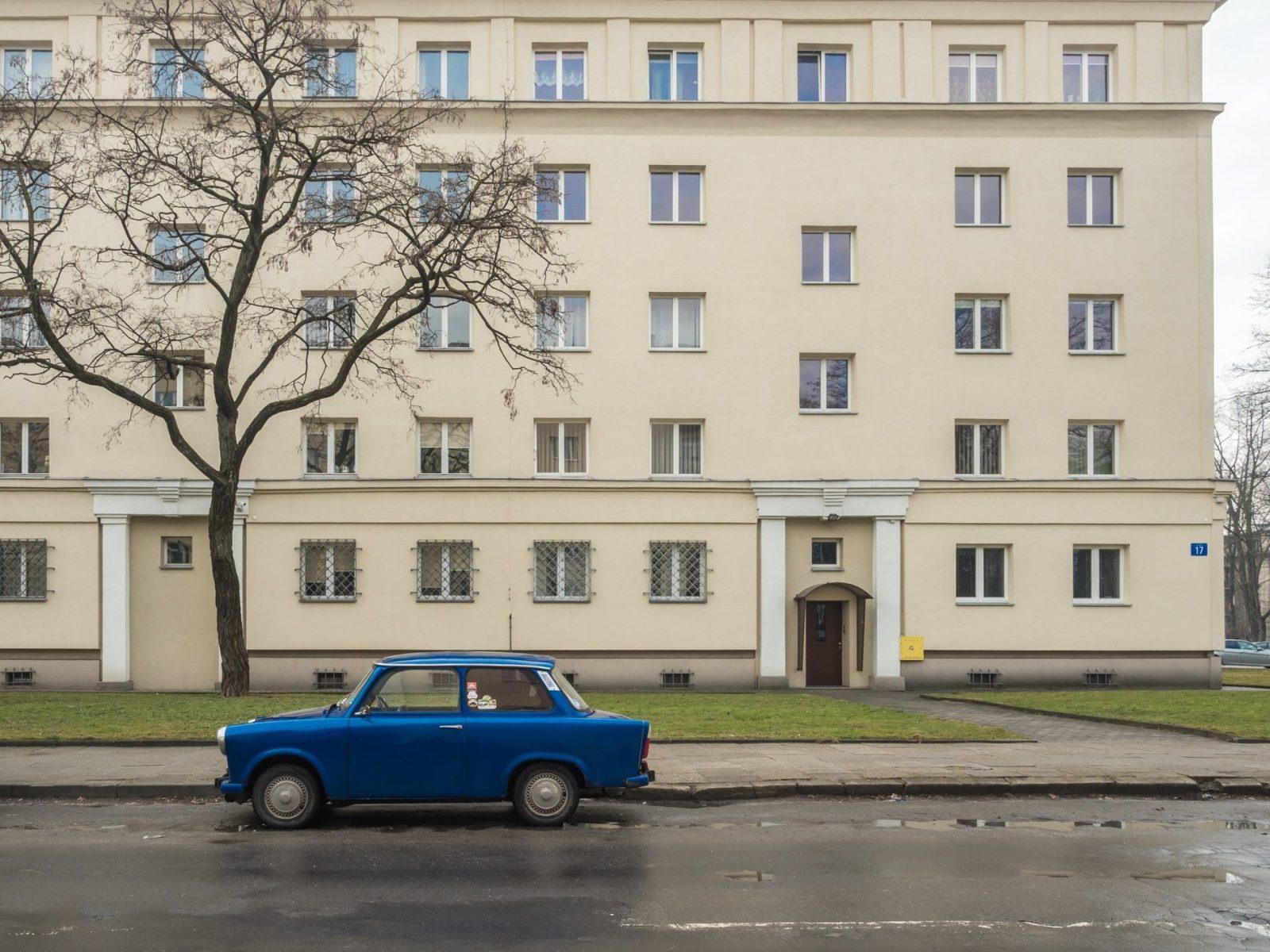 Tour en Trabant por la Cracovia comunista