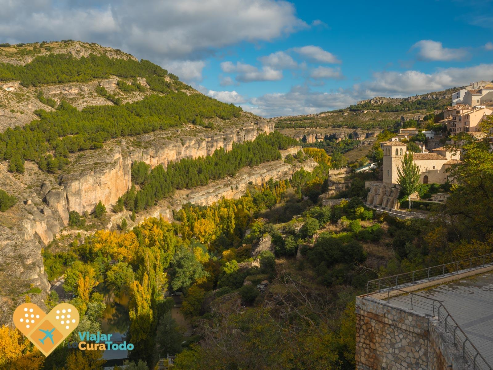 mirador Cuenca España