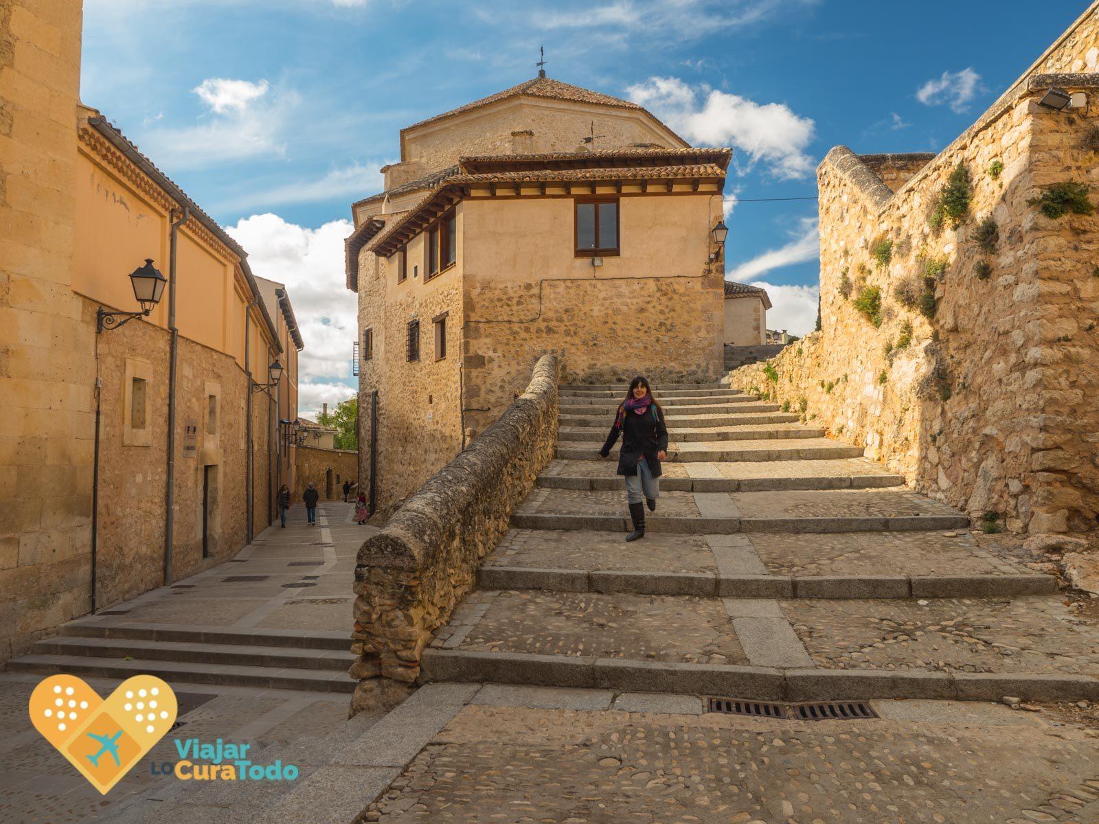 calle Trabuco Cuenca