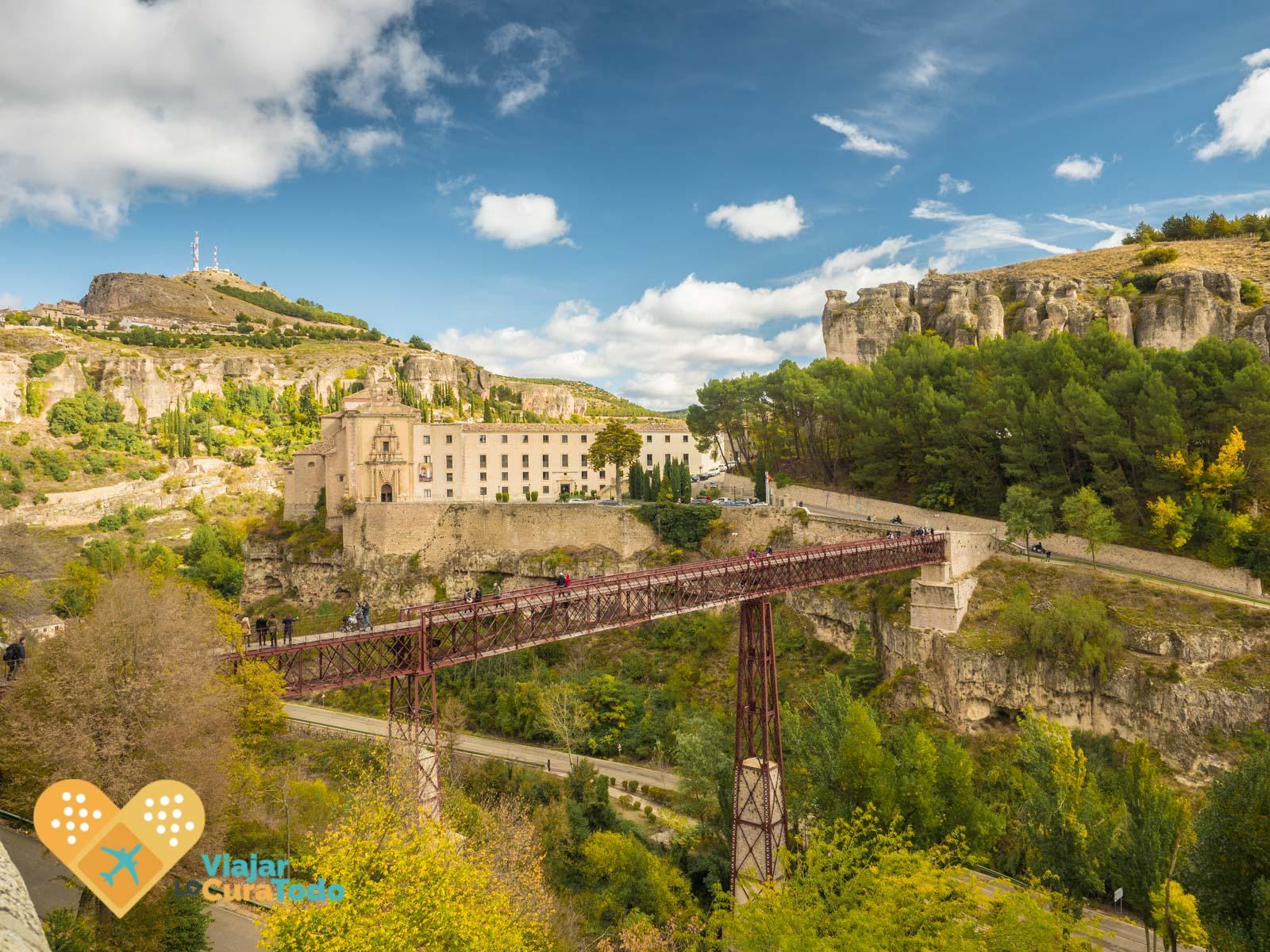 puente san pablo Cuenca