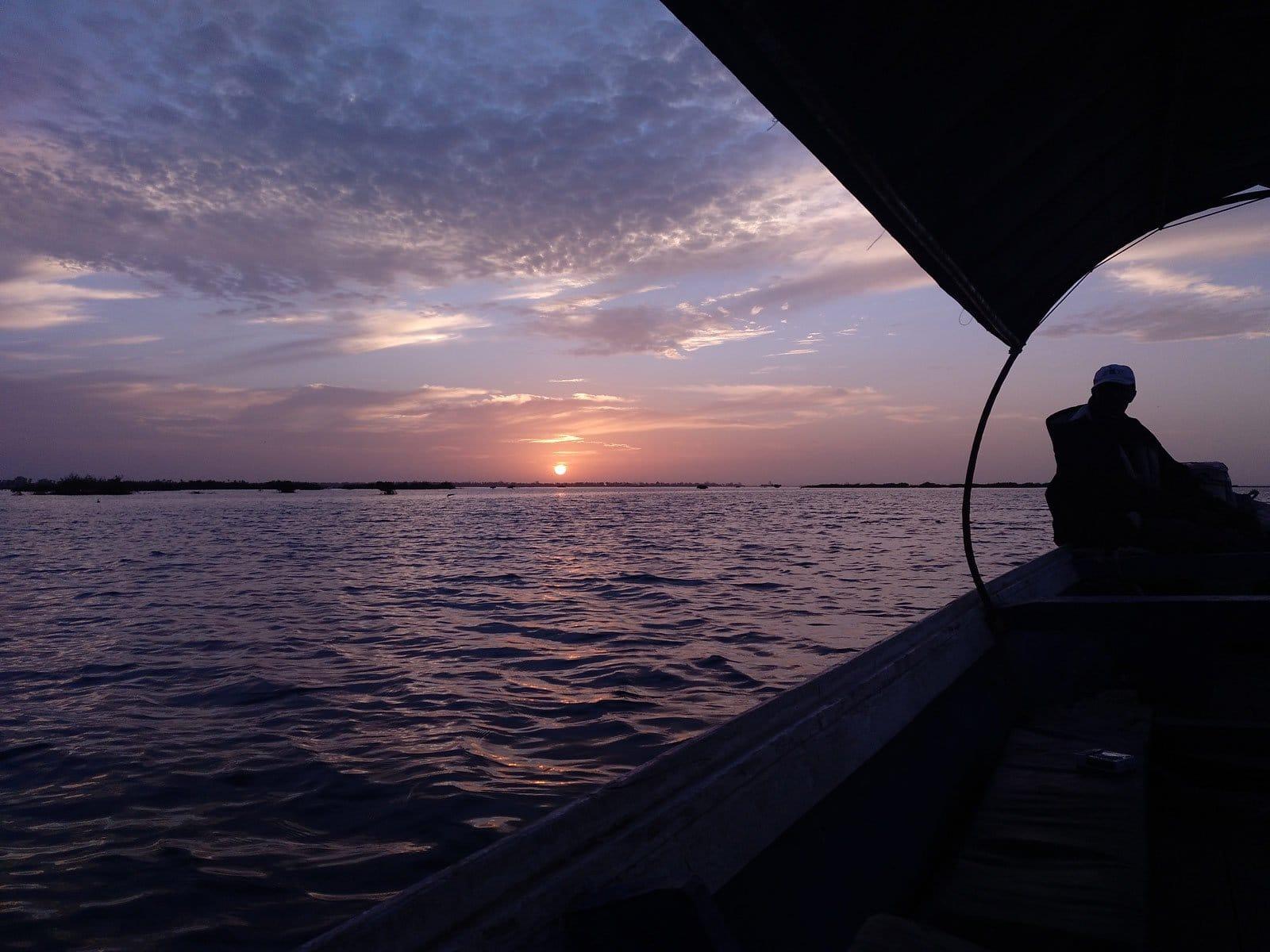 Viajando sola: destino Senegal