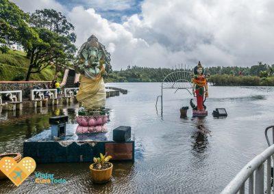 grand bassin hindú mauricio