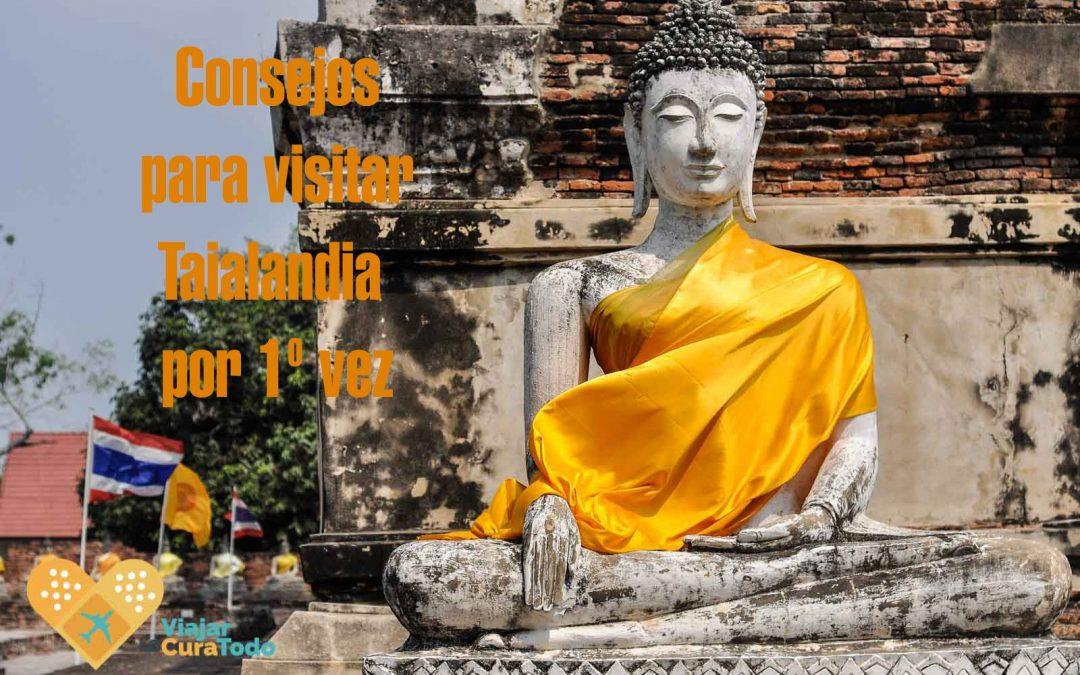 Consejos para visitar Tailandia por primera vez
