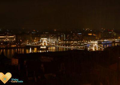 Budapest puente de las cadenas