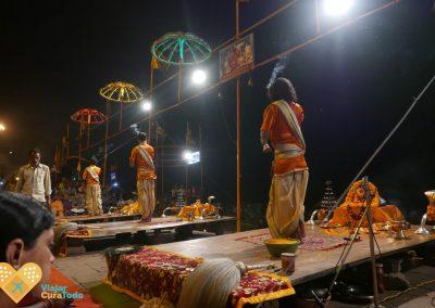 Varanasi night show