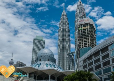 petronas towers mosque
