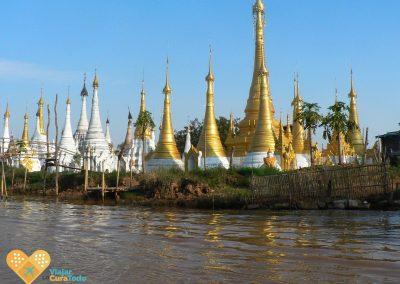 inle lake pagoda