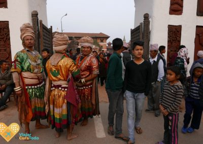 bhaktapur traditional celebration