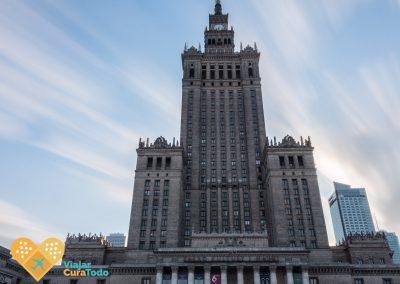 palacio cultura y ciencia varsovia