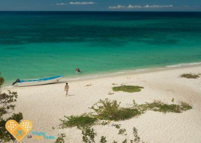 bahía de las águilas republica dominicana