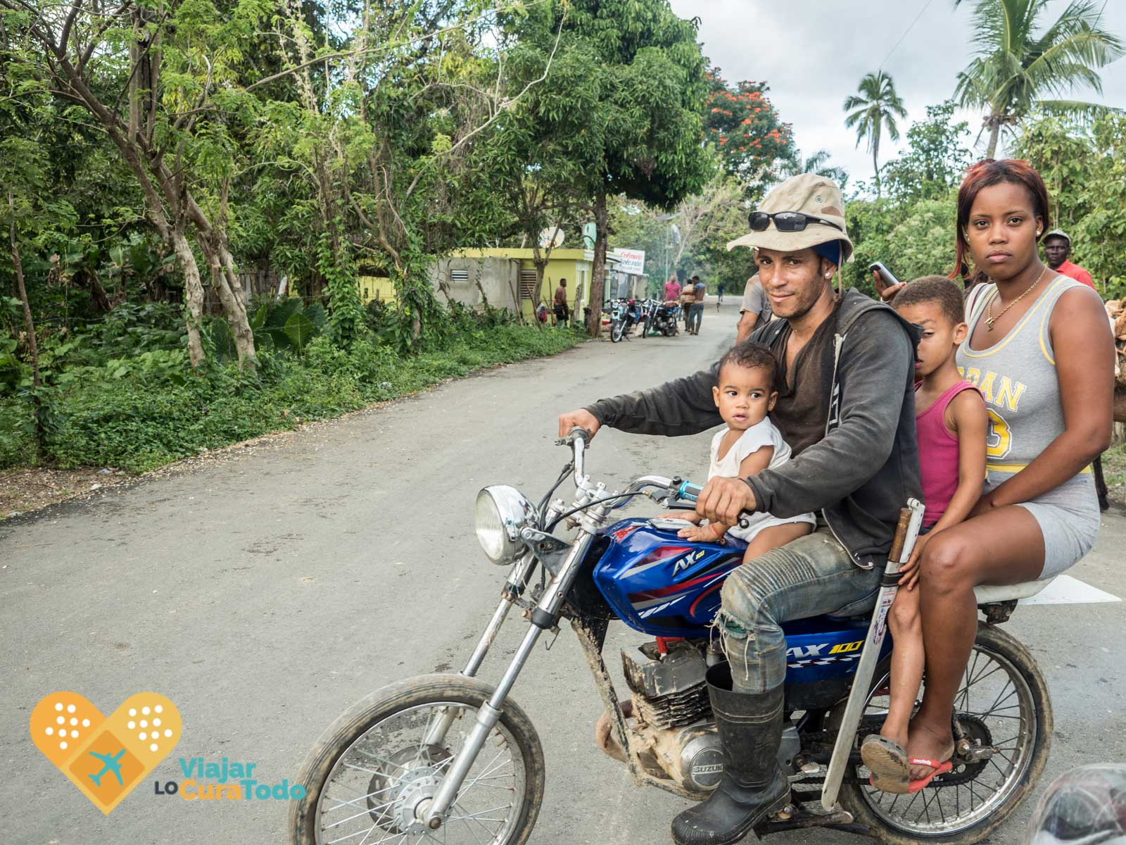 conducción motocicletas república dominicana
