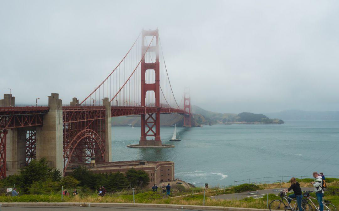 Planes para un fin de semana barato en San Francisco