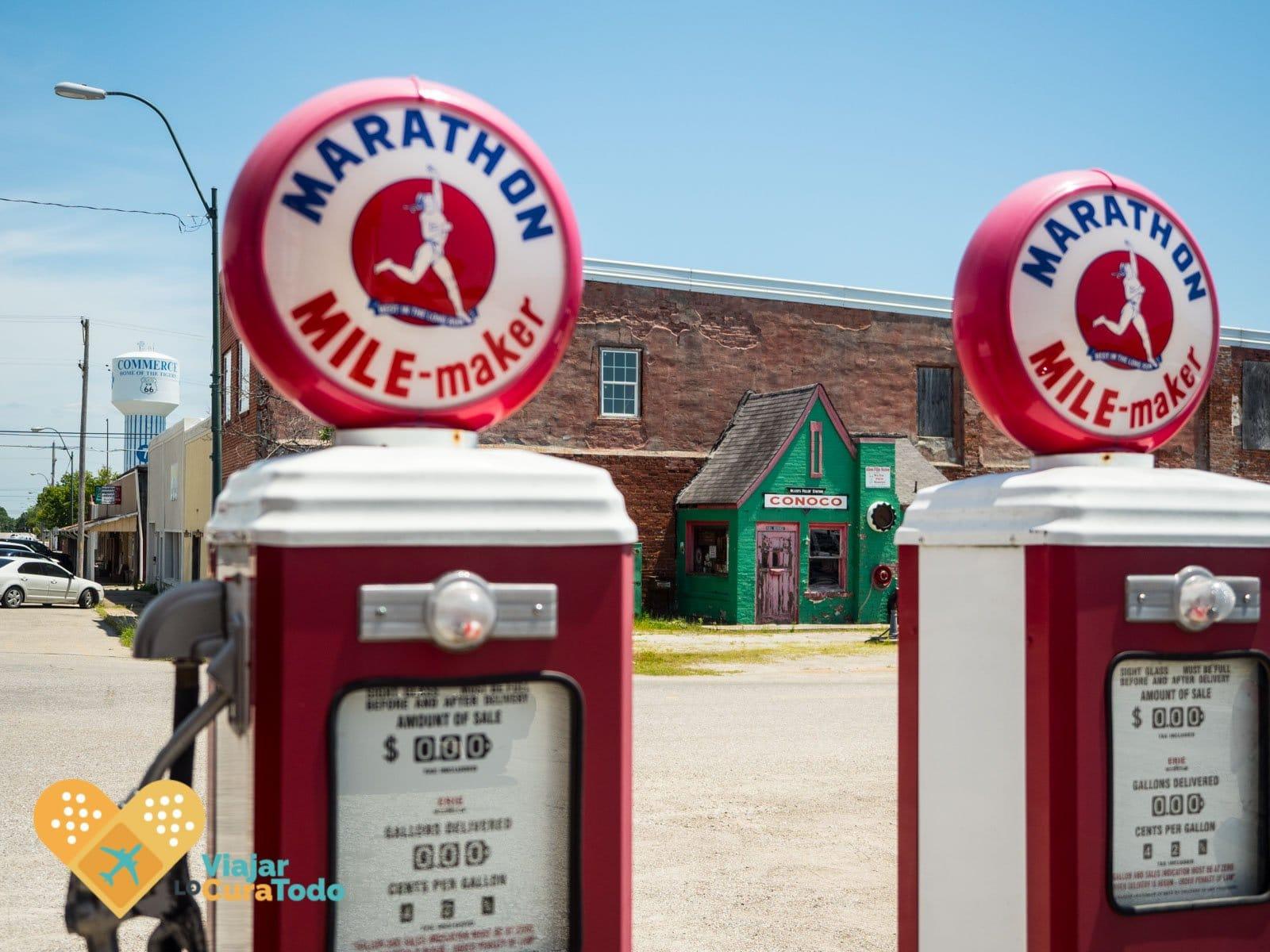 Allen's Conoco Fillin' Station
