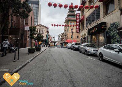 decoración Chinatown