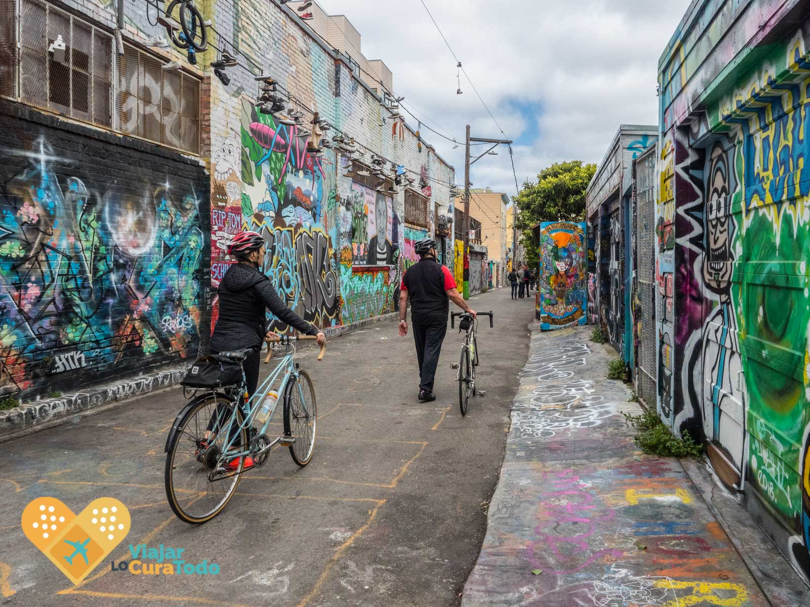 clarion alley murals project