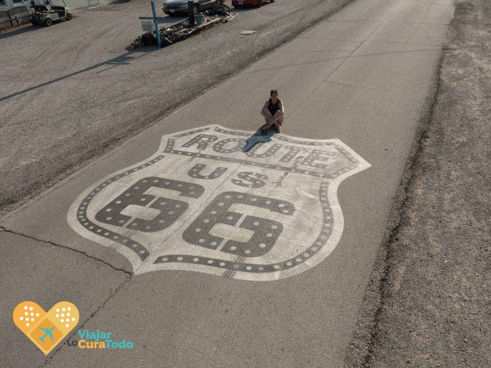 escudo ruta 66