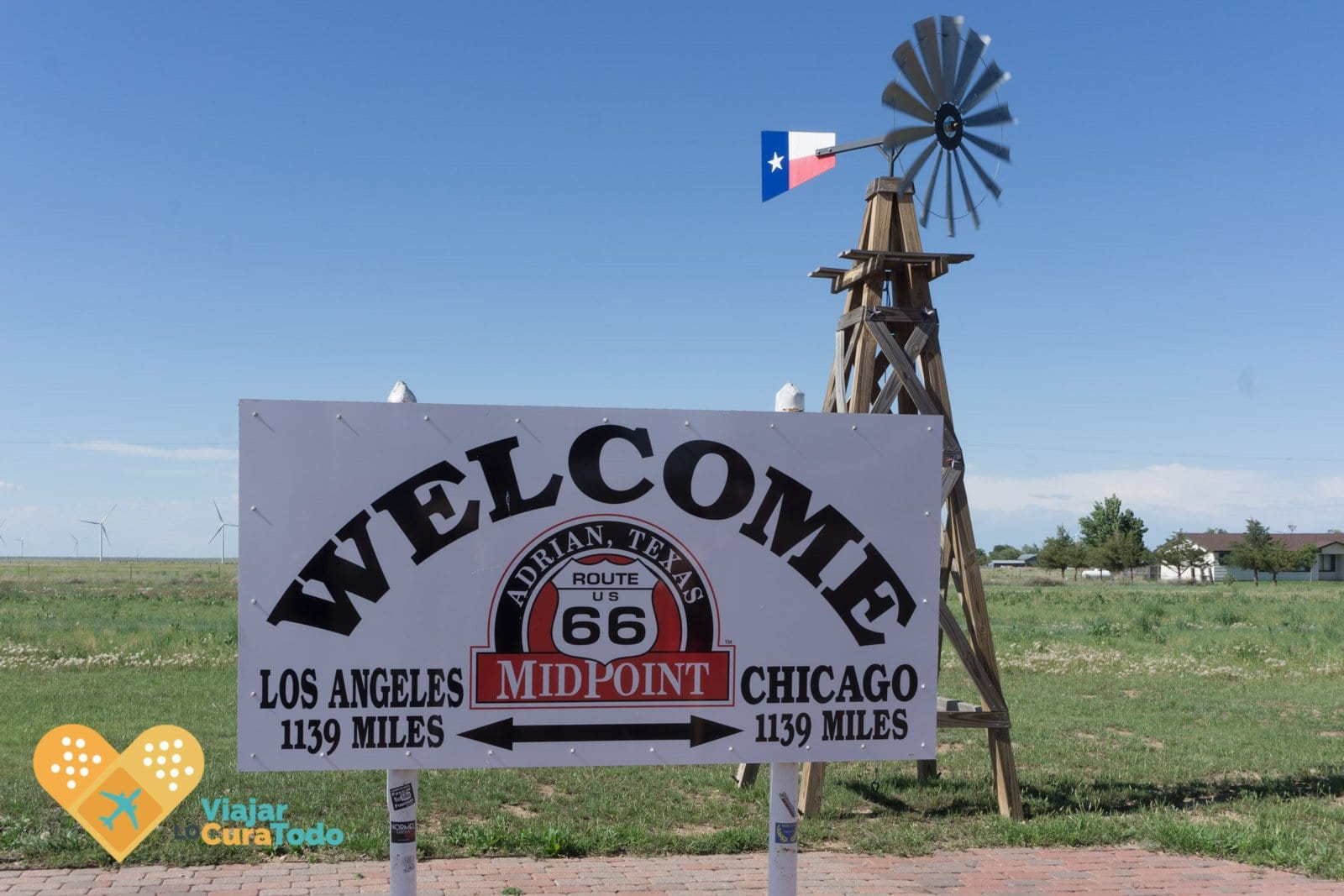 mid point route 66