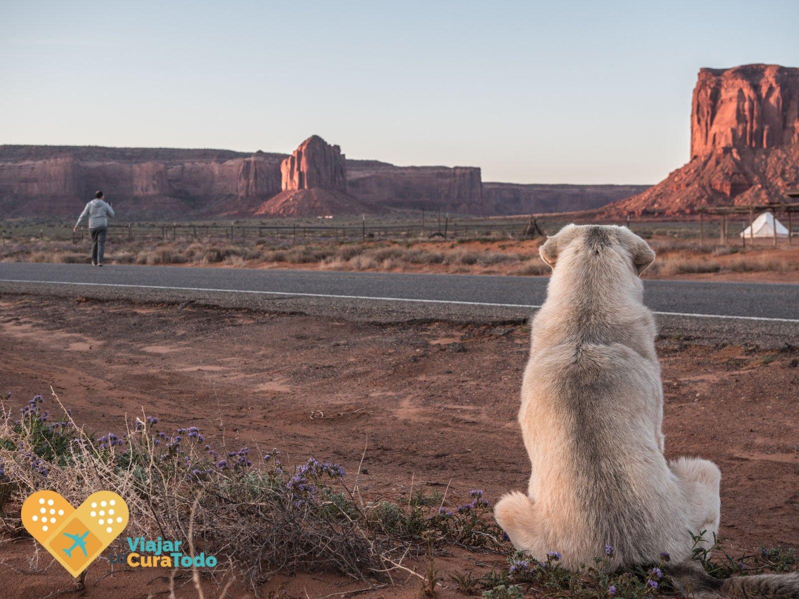 Guía para visitar Monument Valley en autocaravana