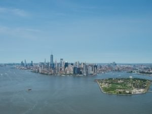 nueva york desde el aire