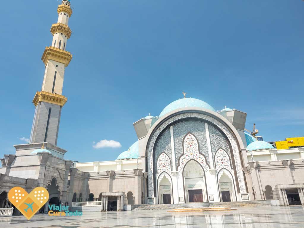 Las 5 mezquitas de Kuala Lumpur más bonitas