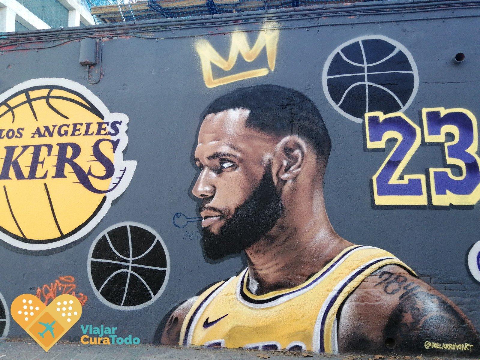 murales street art poblenou