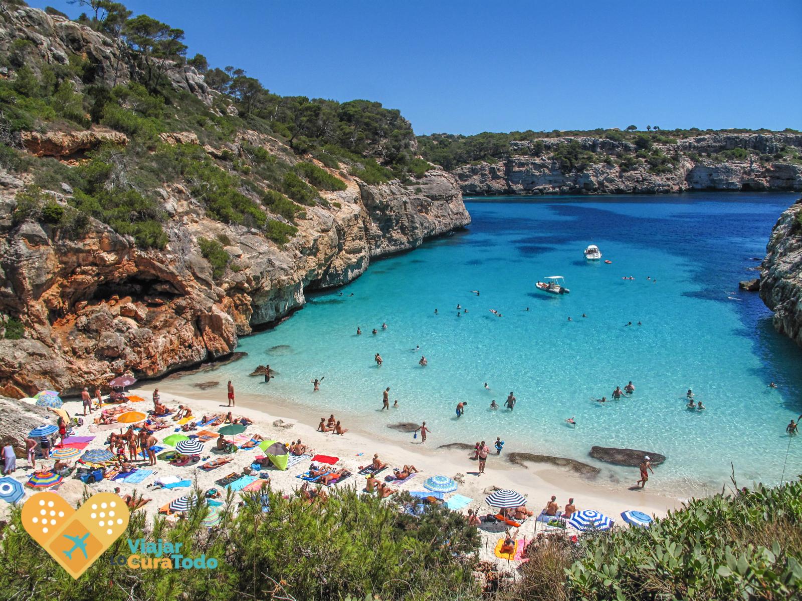 Caló des Moro Mallorca
